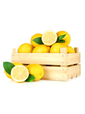 cassetta limoni