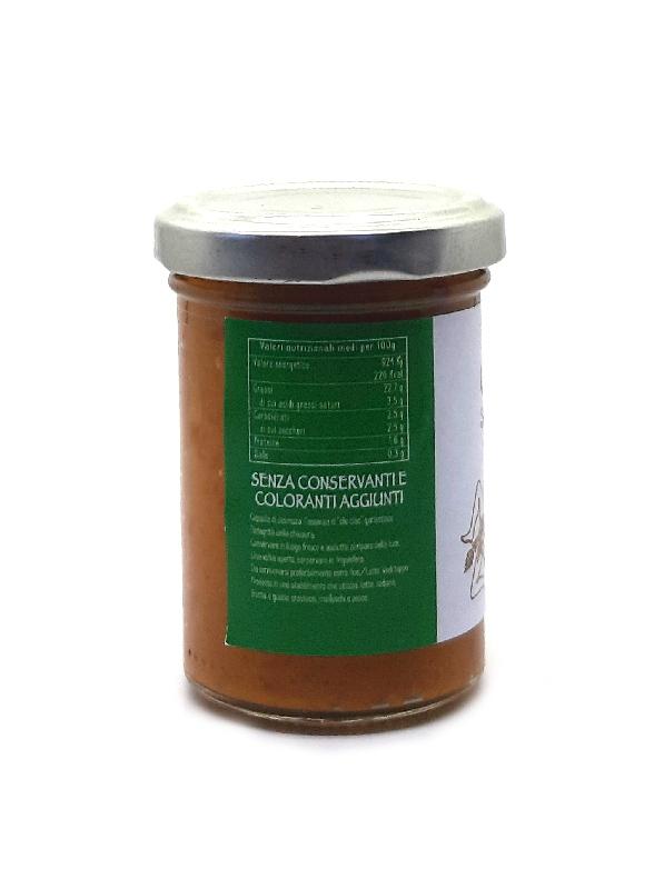 Patè di Melanzane e Peperoni